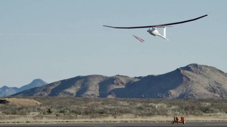 Drone πέταγε για 56 συνεχόμενες ώρες