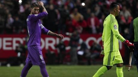 Primera Div.: η Σεβίλλη κέρδισε την Ρεάλ Μαδρίτης
