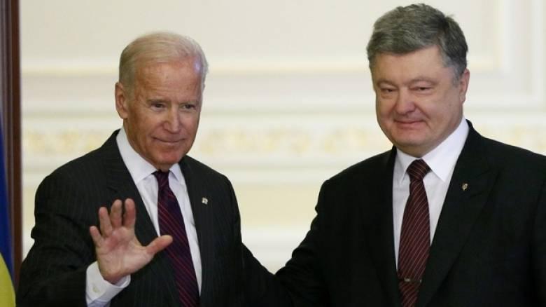 Τζο Μπάιντεν: Η διεθνής κοινότητα να σταθεί απέναντι στη ρωσική επίθεση