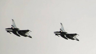 Υπερπτήσεις τουρκικών F-16 πάνω από ελληνικά νησιά
