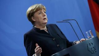 Απάντηση Μέρκελ σε Τραμπ: Η Ευρώπη κρατάει την μοίρα της στα χέρια της
