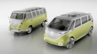 Τα βαν του μέλλοντος θα είναι σαν το VW ID Buzz Concept
