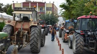 Οι Βούλγαροι μεταφορείς απειλούν με αντίποινα τους Έλληνες αγρότες