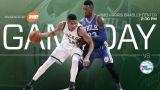 NBA: μισό παιχνίδι κόντρα στην Φιλαδέλφεια ο Αντετοκούνμπο