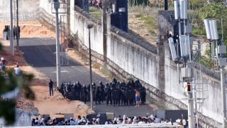 Βραζιλία: Νέα εξέγερση στη φυλακή Αλκασουίς