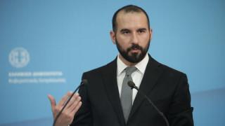 Δ. Τζανακόπουλος: Ο κ. Σόιμπλε να κάνει συστάσεις στο ΔΝΤ και όχι στην κυβέρνηση