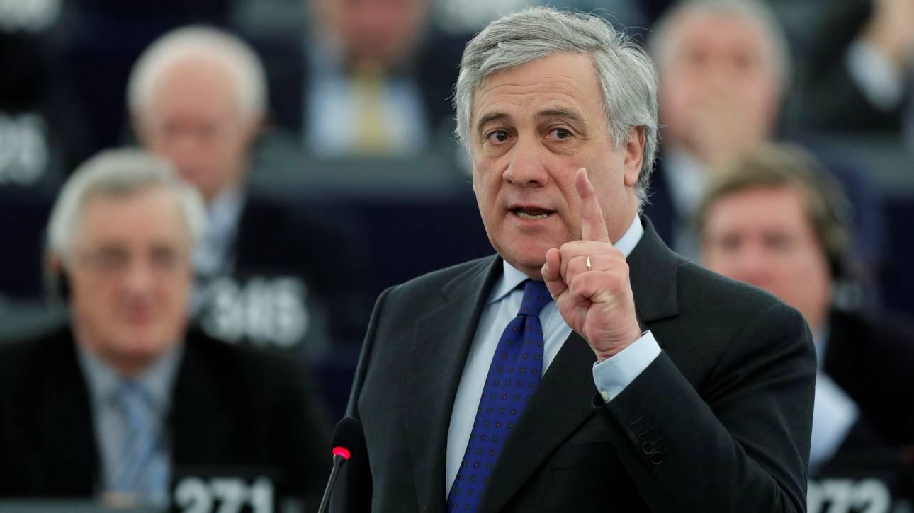 Εκλογές Ευρωκοινοβουλίου: Συμμαχία Λαϊκού Κόμματος και Φιλελευθέρων υπέρ Ταγιάνι