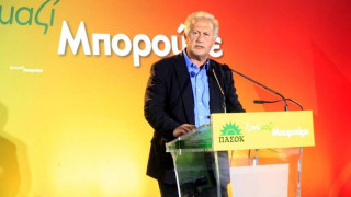 Σκανδαλίδης για Παπανδρέου: Δεν πρόκειται για επιστροφή αλλά…