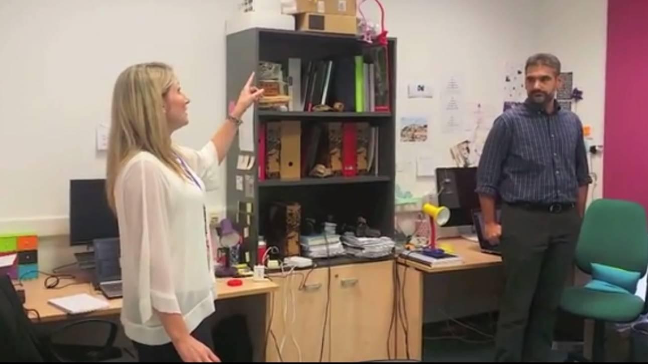 «Έξυπνο» σπίτι που λειτουργεί με φωνητικές εντολές δημιούργησε το ΙΤΕ (video)