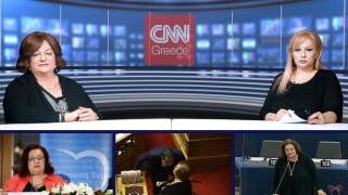 Μ.Γιαννάκου στο CNN Greece: Λάθος η υπερφορολόγηση, δεν οδηγεί στην ανάπτυξη