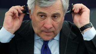Εκλογές Ευρωκοινοβουλίου: Πρoηγείται και στον δεύτερο γύρο ο Ταγιάνι