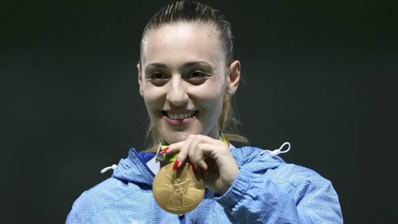Η Άννα Κορακάκη είναι η καλύτερη αθλήτρια σκοποβολής στον κόσμο