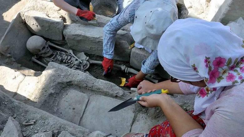 Σπουδαία αρχαιολογική ανακάλυψη στην Στρατονίκεια (pics)