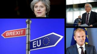 Brexit: Μουδιασμένη η Ευρώπη μετά τις απειλές της Μέι