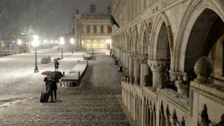 Κακοκαιρία στην Ιταλία: Χωρίς ηλεκτρικό ρεύμα 300.000 πολίτες
