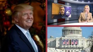 Ορκωμοσία Τραμπ: Τι θα πει ο Πατούλης στον νέο πλανητάρχη
