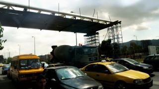 Αντικατάσταση της πεζογέφυρας στο Σιδηροδρομικό Σταθμό Αθηνών
