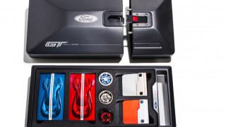 Συναρμολογήστε το Ford GT των Ονείρων σας, κομμάτι-κομμάτι