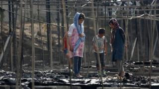Απροστάτευτοι οι πρόσφυγες με ειδικές ανάγκες και τα παιδιά