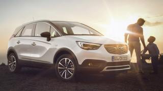 To νέο Opel Crossland X θα έχει πολλά κοινά με το Peugeot 2008