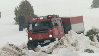 Ορεινή Ναυπακτία: Κάτοικος παραμένει αποκλεισμένος εδώ και 2 εβδομάδες (vid)