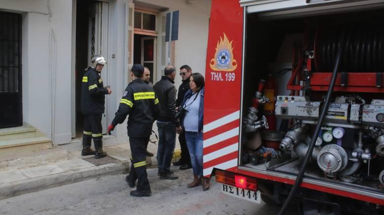 Ένας νεκρός από πυρκαγιά σε διαμέρισμα