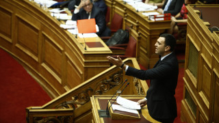 Β. Κικίλιας: Ο Τσίπρας εκπρόσωπος του λαϊκισμού, θέλει μόνο την καρέκλα