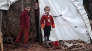 Unicef: Το 40% των προσφυγόπουλων στην Τουρκία δεν πηγαίνει σχολείο