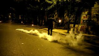 Επεισόδια στη Θεσσαλονίκη από αντιεξουσιαστές (vid)
