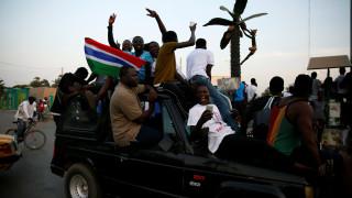 Γκάμπια: Ο Τζαμέ δεν παραδίδει την εξουσία