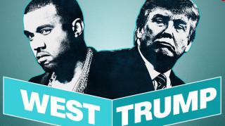 Oρκωμοσία Τραμπ: «Ο Κάνιε Ουέστ δεν είναι παραδοσιακός Αμερικανός»