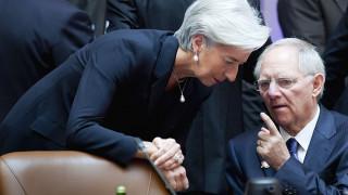 Συνάντηση Σόιμπλε – Λαγκάρντ στο Νταβός για την Ελλάδα