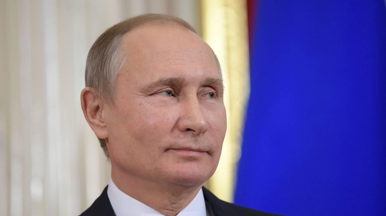 Ορκωμοσία Τραμπ: Ο Βλαντιμίρ Πούτιν δεν θα παρακολουθήσει την τελετή