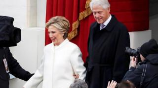 Ορκωμοσία Τραμπ: Χίλαρι Κλίντον: Γιατί πήγε στην τελετή
