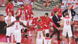 Euroleague: ο Ολυμπιακός διέλυσε την Μπασκόνια