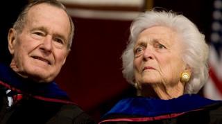 Χωρίς μηχανική υποστήριξη αναπνέει πλέον ο Τζορτζ Μπους ο πρεσβύτερος