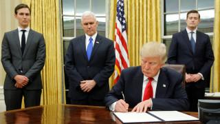 Τραμπ: Κατάργηση του Obamacare με το πρώτο προεδρικό διάταγμα