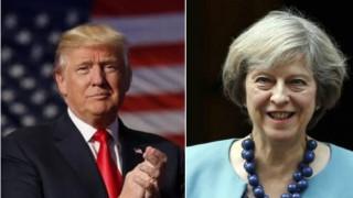 Τραμπ: Η Τερέζα Μέι η πρώτη ξένη ηγέτης που θα δει τον νέο πρόεδρο;