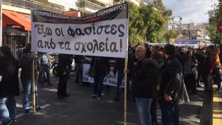 Πέραμα: Αντιφασιστική πορεία από οργανώσεις και εκπαιδευτικούς