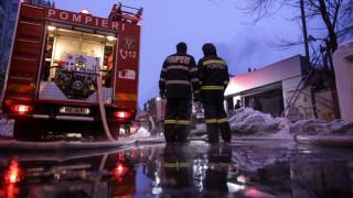 Πυρκαγιά σε νυχτερινό κέντρο στο Βουκουρέστι (pics)
