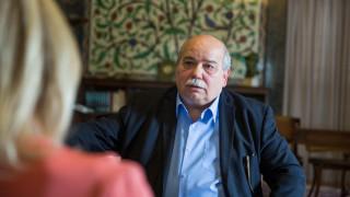 Ο Πρόεδρος της Βουλής, Νίκος Βούτσης αποκλειστικά στο CNN Greece, την Κυριακή 22/1