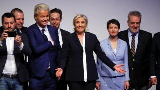 Μαρίν Λεπέν: Το 2017 θα είναι η χρονιά αφύπνισης των λαών της Ευρώπης
