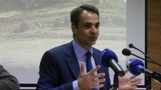 Κ. Μητσοτάκης: Το δίλημμα είναι με τον Τσίπρα ή με τη χώρα