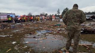 ΗΠΑ: Τουλάχιστον έντεκα νεκροί από την κακοκαιρία