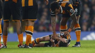 Premier League: στο νοσοκομείο παίκτης της Χαλ από το ματς με την Τσέλσι