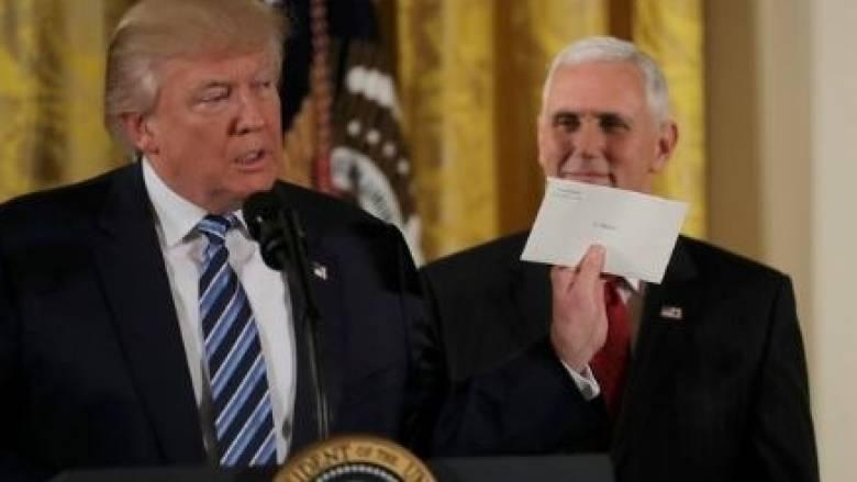 Η «θαυμάσια επιστολή» του Ομπάμα στον Τραμπ