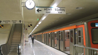 Κλειστός ο σταθμός «Μοναστηράκι» του ΗΣΑΠ Τρίτη και Τετάρτη