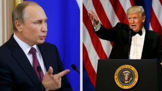 Κρεμλίνο: Τηλεφωνική επικοινωνία και όχι συνάντηση Πούτιν-Τραμπ