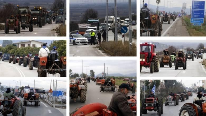 Αγρότες μπλόκα: Aπειλούν να κατέβουν στην Αθήνα