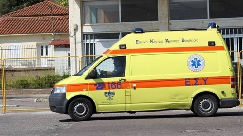 Λεωφορείο παρέσυρε και σκότωσε ηλικιωμένο στο Ηράκλειο